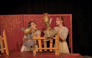 Spektakl dla dzieci Bajki z Malowanej Skrzyni
