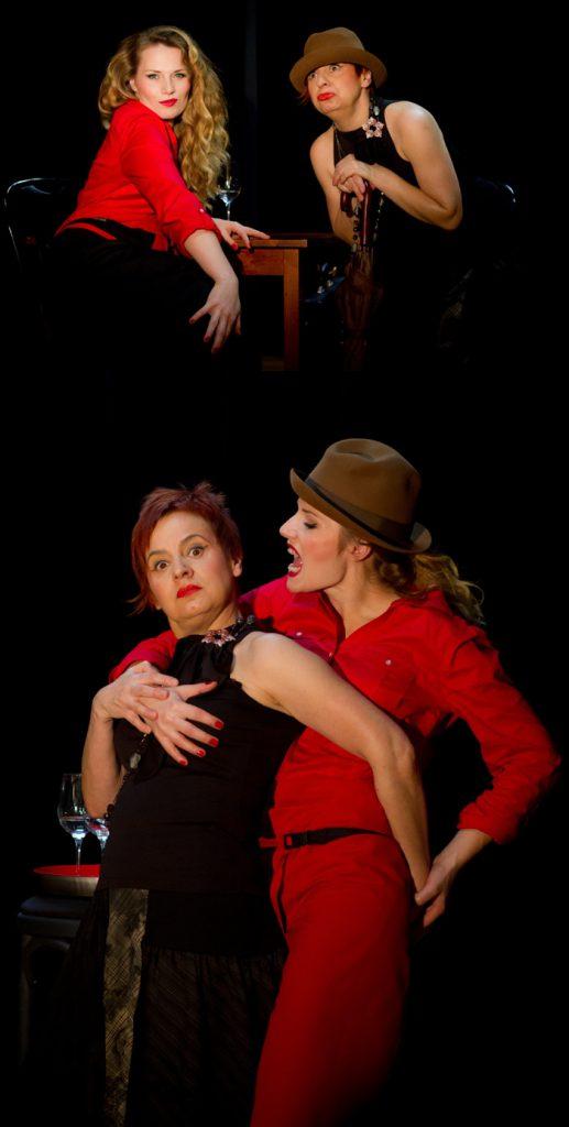 Teatr objazdowy Spektakl kabaretowy Vendetta ala Kobietta